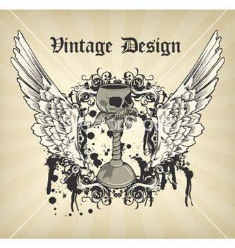 Free dark gothic vector - Kostenloses vector #264135