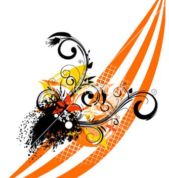 Free floral design vector - vector #264695 gratis