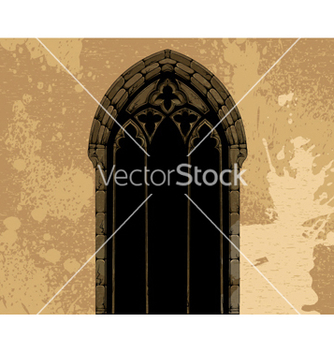 Free grunge gothic vector - Free vector #265095