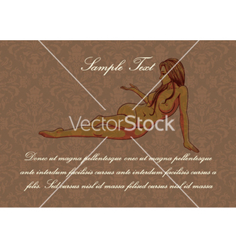 Free vintage background vector - Kostenloses vector #265135