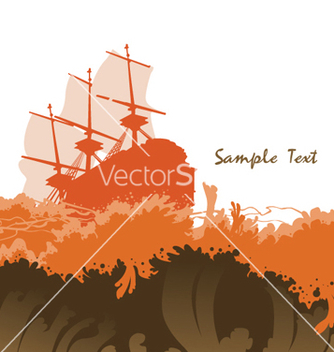 Free summer background vector - Free vector #265895
