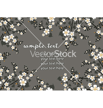 Free spring floral vector - Free vector #266175