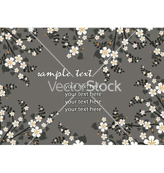 Free spring floral vector - Kostenloses vector #266175