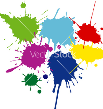 Free set of stains vector - vector #266815 gratis
