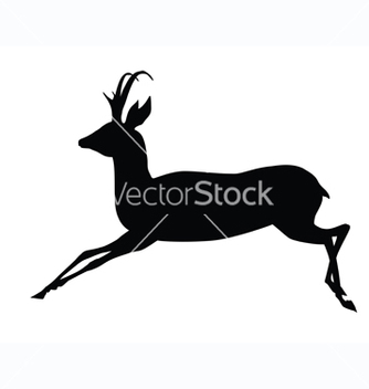 Free antelope vector - Free vector #266845