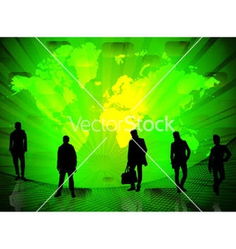 Free business background vector - Free vector #267275