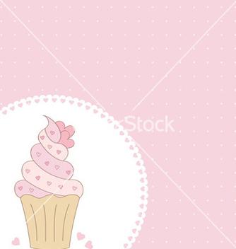 Free cupcake vector - Kostenloses vector #267455