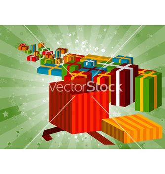 Free gifts vector - Kostenloses vector #267525