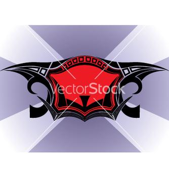 Free vintage shield vector - Free vector #268305