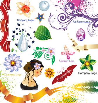 Free design elements vector - Free vector #268645