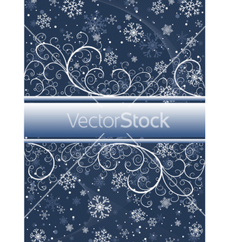 Free christmas background vector - Free vector #268735