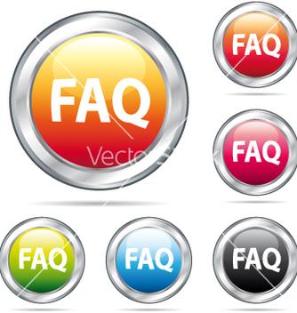 Free fad icon buttons vector - бесплатный vector #268795