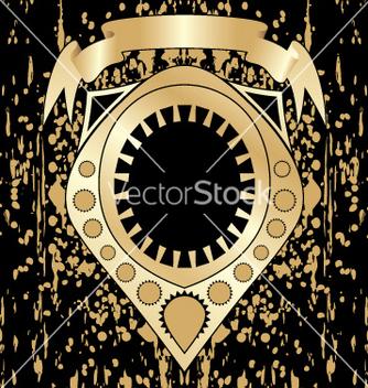 Free heraldic blazon vector - Free vector #269015