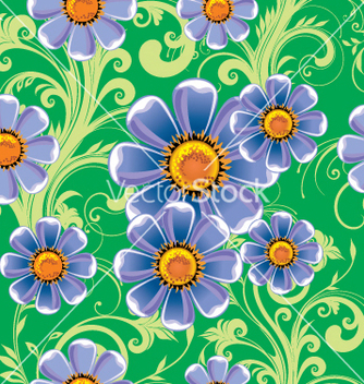 Free seamless pattern vector - Free vector #269115