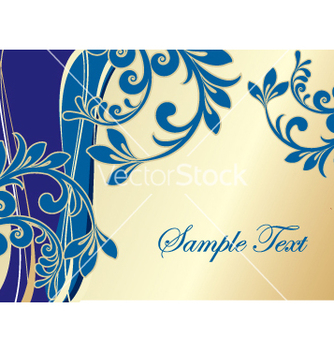Free gold pattern vector - Kostenloses vector #269225