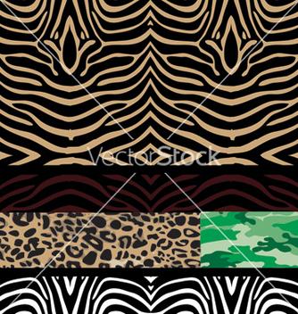 Free wild patters vector - Kostenloses vector #269235