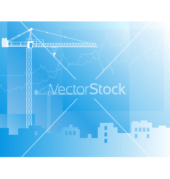 Free building background vector - vector gratuit #269875