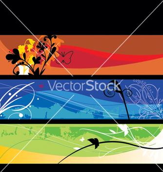 Free landscape layers vector - бесплатный vector #270285
