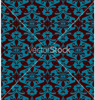 Free vintage wallpaper vector - Free vector #270435