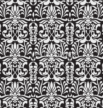 Free vintage wallpaper vector - Free vector #270535