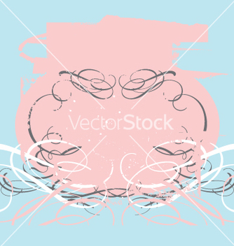Free vintage frame vector - Free vector #270665