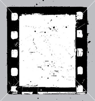 Free negative film slide vector - Kostenloses vector #270795