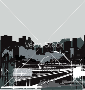 Free urban jungle vector - Free vector #270805