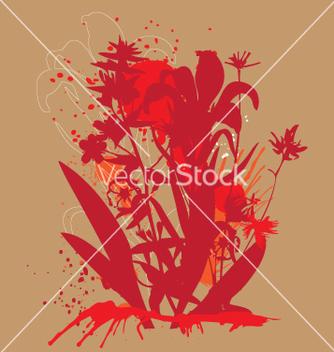 Free wild flower garden vector - Kostenloses vector #270985