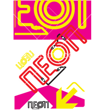 Free this is neon vector - Free vector #271025