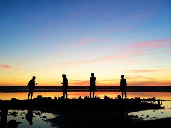 Sunset in Odessa #gagadget - Free image #271725