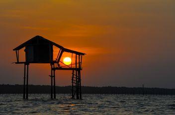 Fishermen house - Kostenloses image #271975
