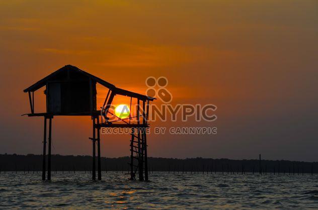 Maison de pêcheurs - image gratuit #271975