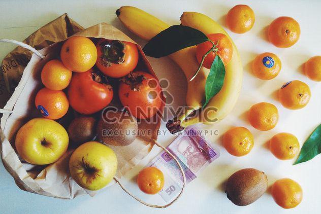 Fruit for 3 dollars, Chernivtsi, Ukraine - Free image #272275