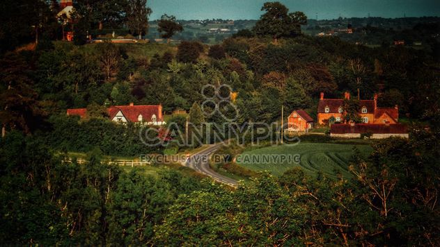 Countryside houses - Free image #272505