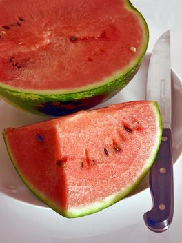 Cutted watermelon - image gratuit(e) #273155