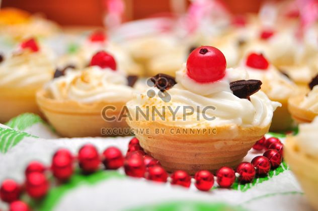 Decorated cake - Free image #273205