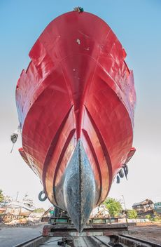Red Ship - image #273555 gratis