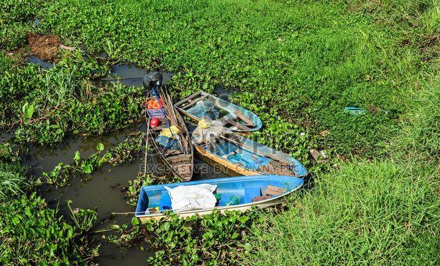 barcos de pesca - image #273565 gratis