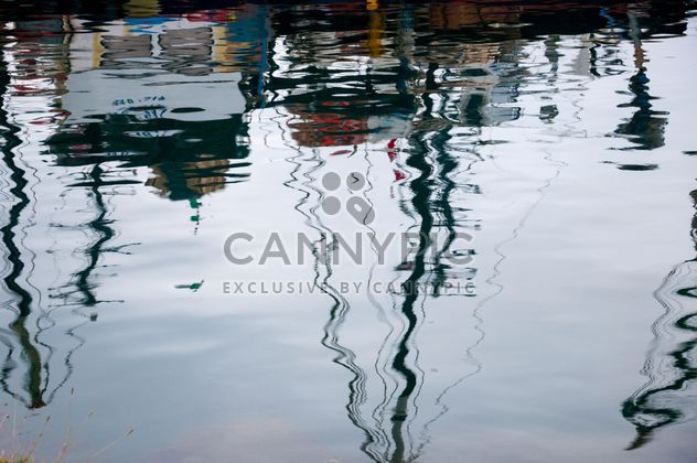 reflection in water - Free image #273575
