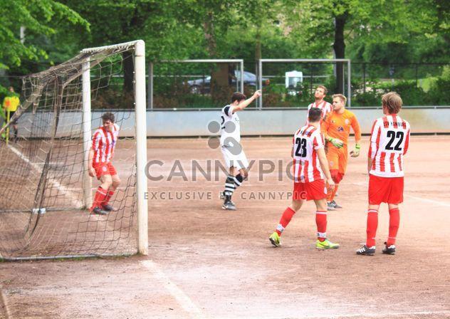 Fußball-Spieler - Free image #273705