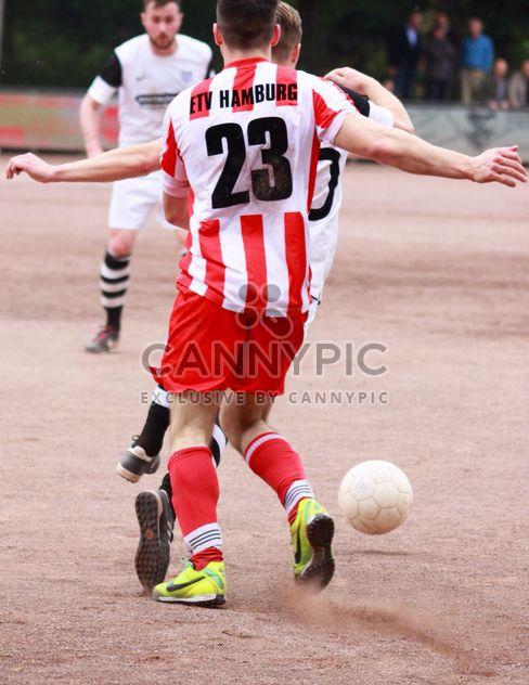 Football players - Free image #273715