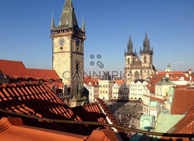 Square in Prague - Free image #274875