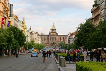 Square in Prague - image gratuit(e) #274895