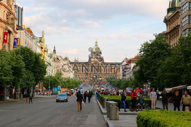 Praça em Praga - Free image #274895