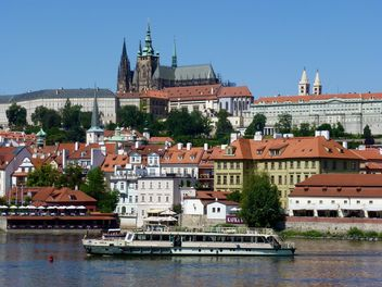 Prague architecture - image gratuit(e) #274905