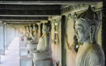 Statues of buddha - Kostenloses image #275005