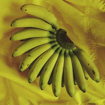 Yellow Bananas - image #275075 gratis
