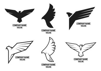 Hawk Logo Company - vector #281065 gratis