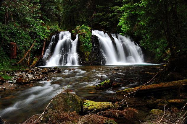 waterfall - Free image #284325