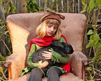 Bunny Girl - image #285585 gratis